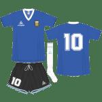Argentinie-Uruguay Worldcup1986
