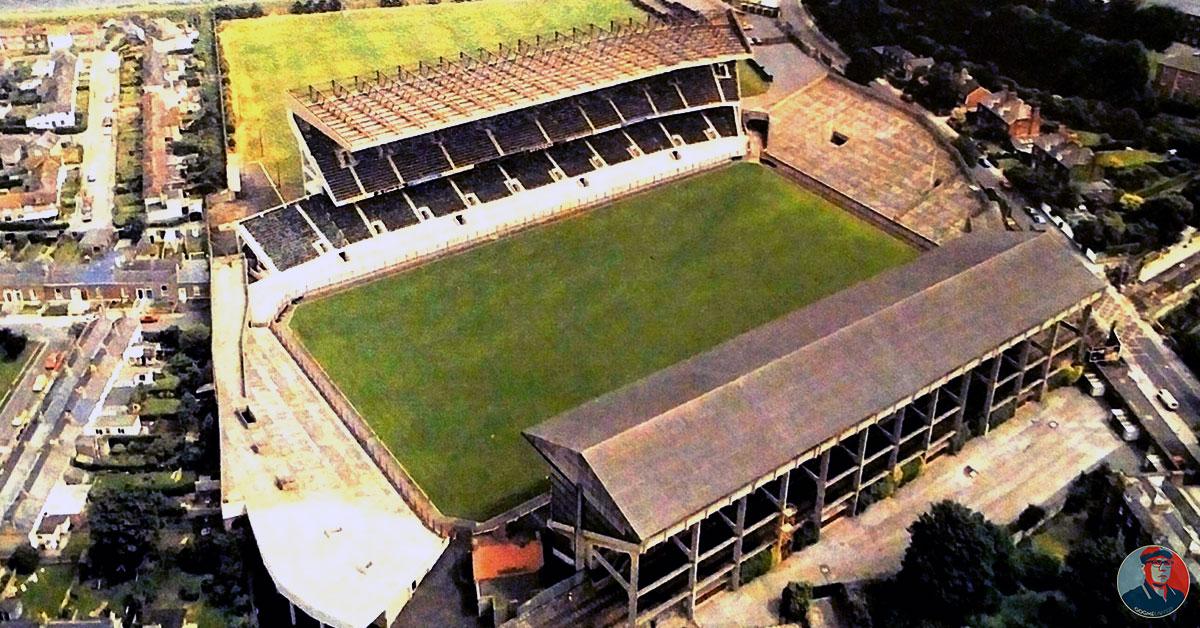Lansdowne Road Stadium Dublin