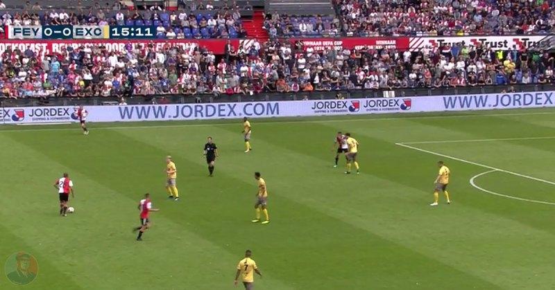 Feyenoord-Excelsior 2018-2019