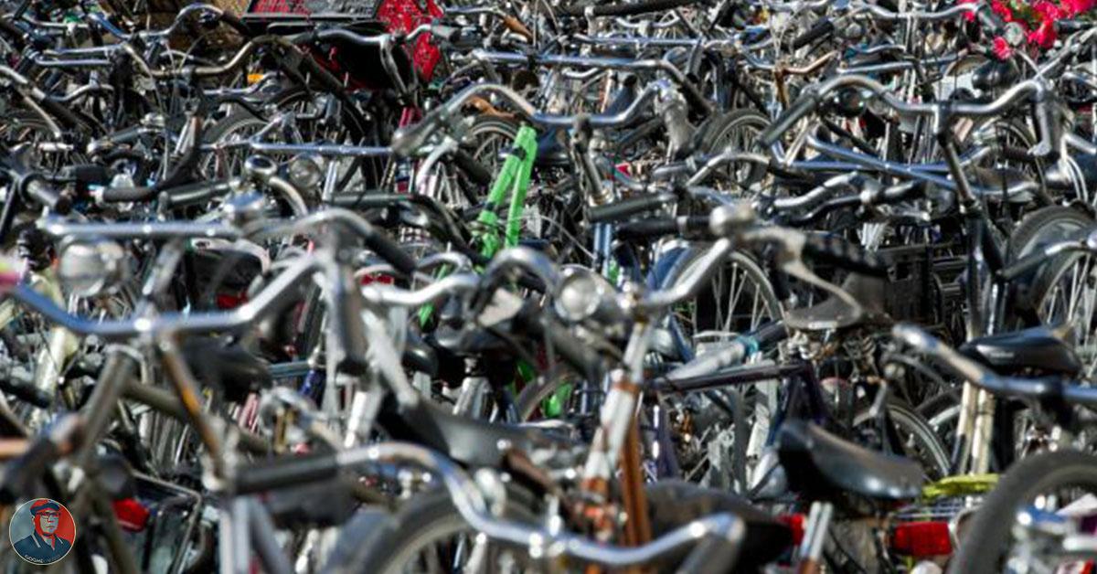 Is Het Fietsteken De Oplossing Voor Het Fietsdepot Amsterdam?