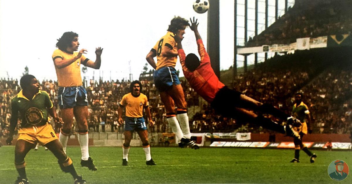Zaïre-Brazilië 1974