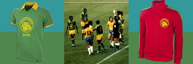 Zaïre 1974 COPA