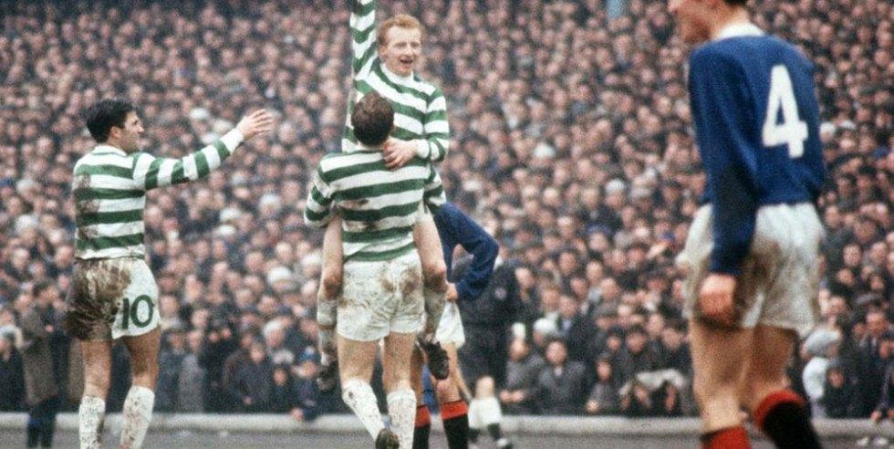 Celtic-Rangers 1967
