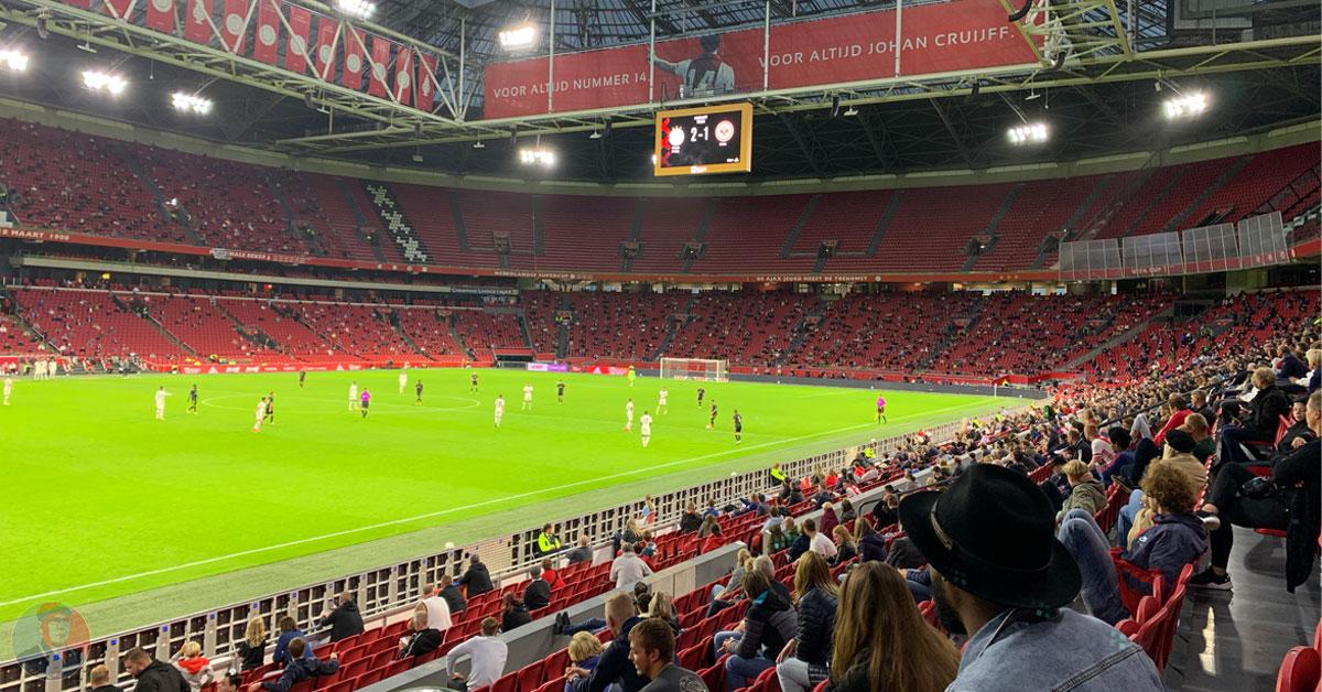 Ajax Tijdens De Coronacrisis