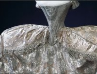1774 wedding dress of Hedwig Elizabeth Charlotte Holstein ...
