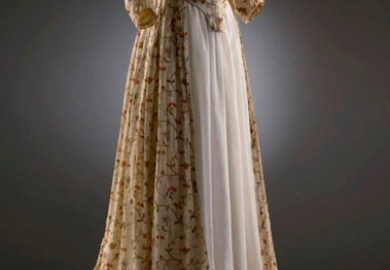 Dress Neckline Styles In The Late 1800s