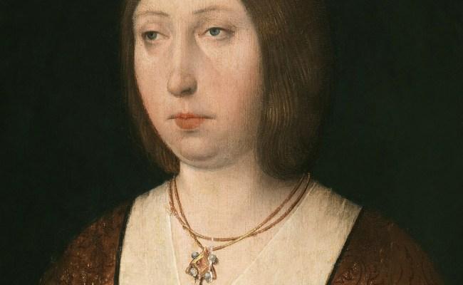 Ca 1490 Reina Isabel La Católica By Museo Nacional Del