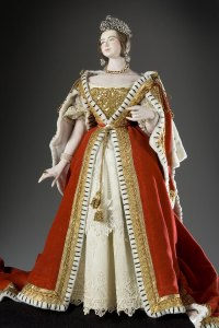 Queen Victoria in coronation dress by George Stuart ...