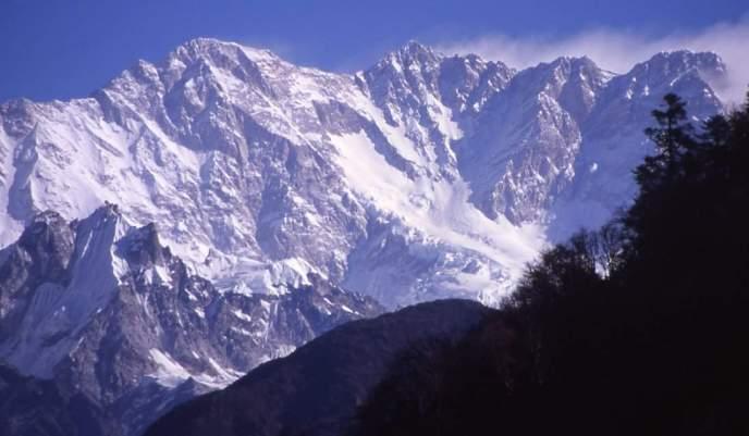 QuantiOttomila-Kangchenjunga_South_Face