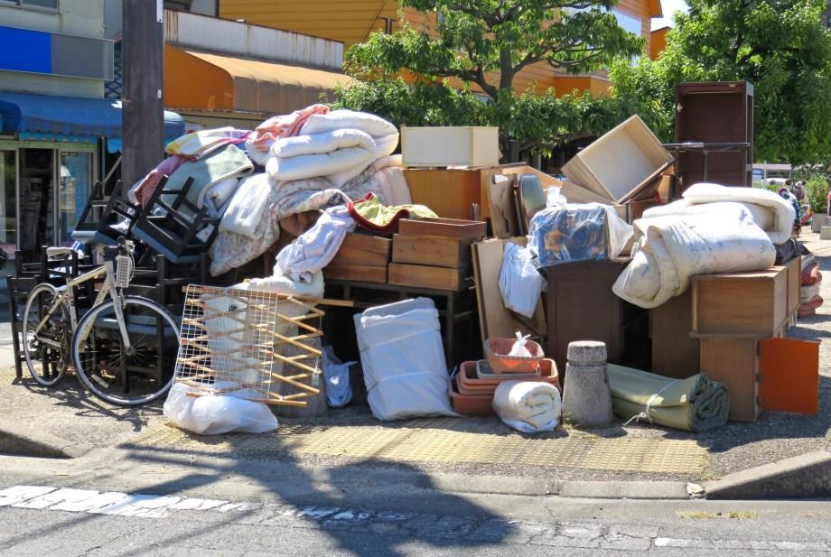 新築マイホームへの引っ越しを楽にするは不用品の処分がカギ