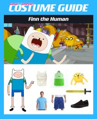 Finn Adventure Time Costume - DIY Guide for Cosplay ...