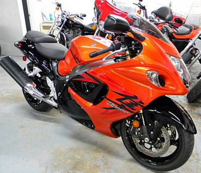 2008 HAYABUSA GSX1300R for Sale
