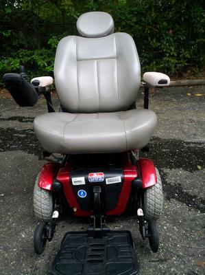 Jet 3 Ultra PowerChair Scooter for Sale  GREAT Price on a