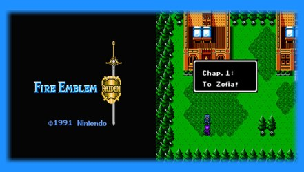 Fire Emblem Gaiden (NES) - English Patch Download | GO GO