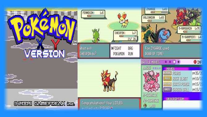 pokemon emerald version game free download for pc