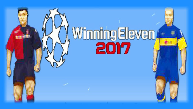 World Soccer Winning Eleven 2017 (PS1) - Hack Download