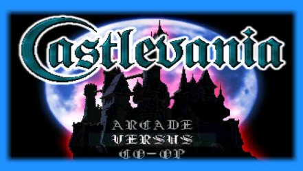 Mugen Castlevania Characters
