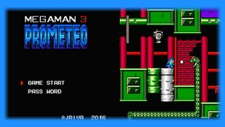 Megaman 3 Prometeo (NES) - Hack Download   GO GO Free Games