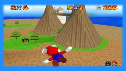 Super Mario: The Galactic Journey v1 3 (N64) - Hack Download | GO GO