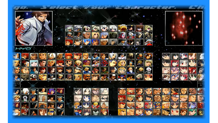 Mugen KOF - Mugen Download