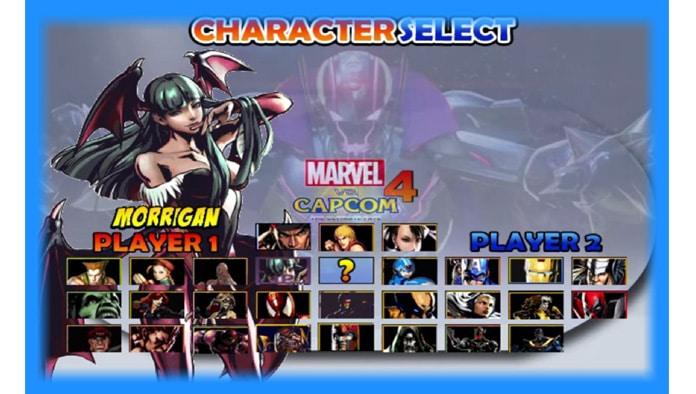 Marvel vs  Capcom 4: The Ultimate Fate - Mugen Download   GO GO Free