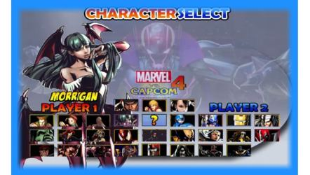 Marvel vs  Capcom 4: The Ultimate Fate - Mugen Download | GO GO Free