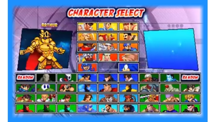 Mugen characters download