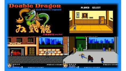Double Dragon Evil Forces Expand - Openbor Download | GO GO