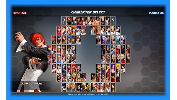 King of Fighters Zillion Ultimate Edition - Mugen Download