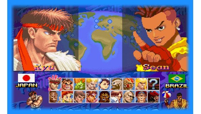 Super Street Fighter II Ultimate (Tag System) - Mugen