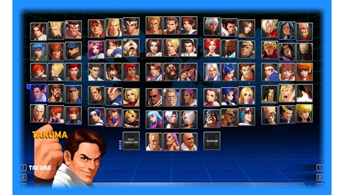 The King of Fighters Definitive Match HD - Mugen Download