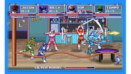 Power Rangers: Beats of Power Special Edition - Openbor Download