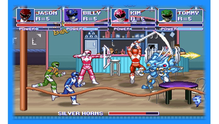 Power Rangers: Beats of Power Special Edition - Openbor