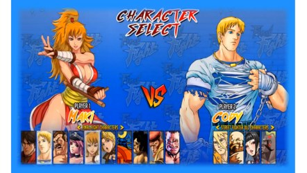 Final Fight Mugen - Mugen Download | GO GO Free Games