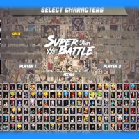 Anime Super Battle Stars - Mugen Download