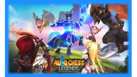 Auto Chess Legends (Android & IOS) - Sign-up Alpha | GO GO