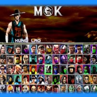 Mortal Kombat Project Solano Edition 3.0 - Mugen Download
