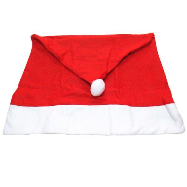 Weihnachts X-mas Stuhldekoration 65cm x 50cm