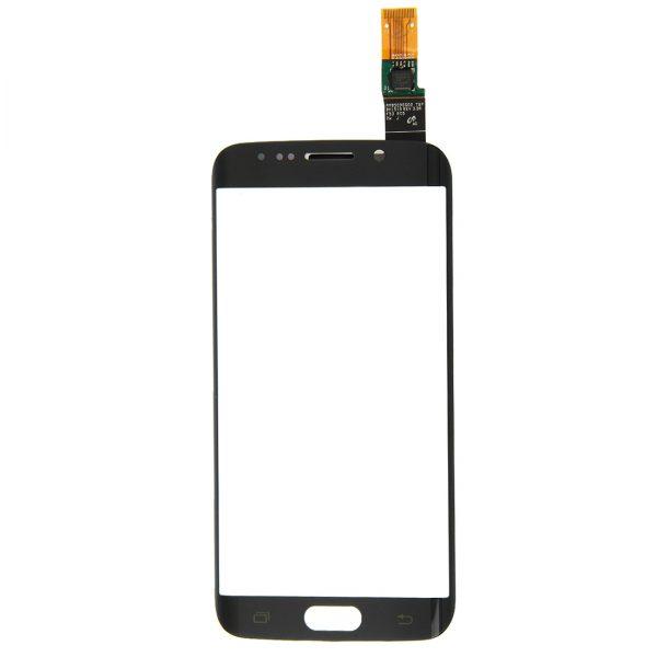 Ersatzdisplayglas für Samsung Galaxy S6 Edge / G925 Touch Screen+Repair Kit black