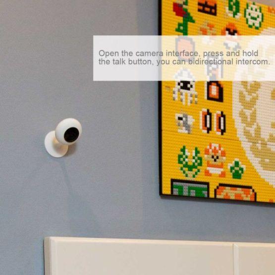 Xiaomi Smart Home IP Cam 720P HD 120° Weitwinkel