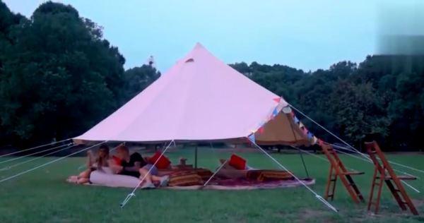 Canvas Glockenzelt Canvas Bell Tent 4m