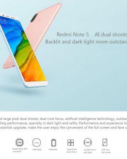 Xiaomi Redmi Note 5 4GB+64GB