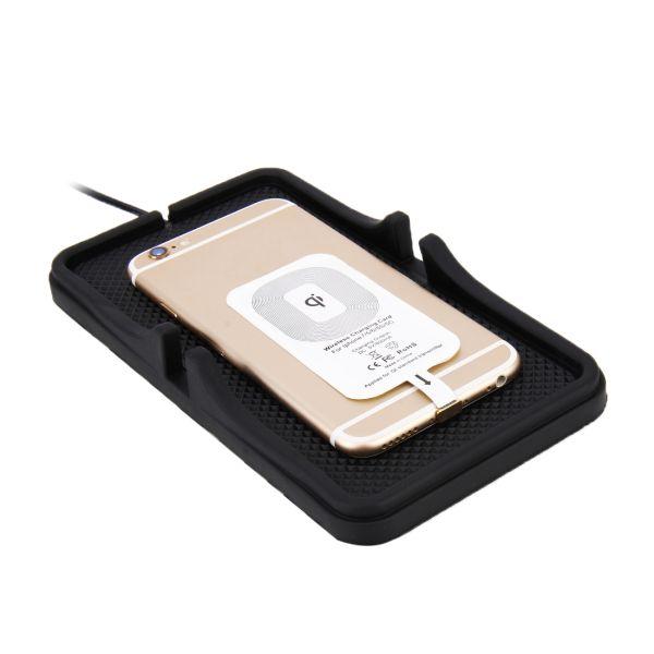 Fast Charging Unterlage fürs Auto Wireless Charger Pad
