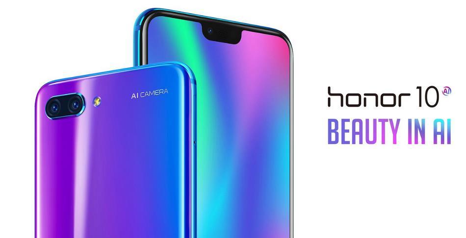 Huawei Honor 10 Global Version