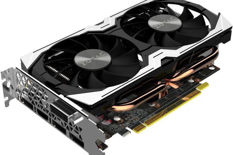 OTAC GeForce® GTX 1070 Mini 8GB (ZT-P10700G)