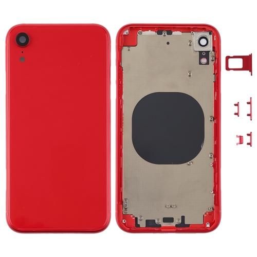 iPhone XR Rückseite red