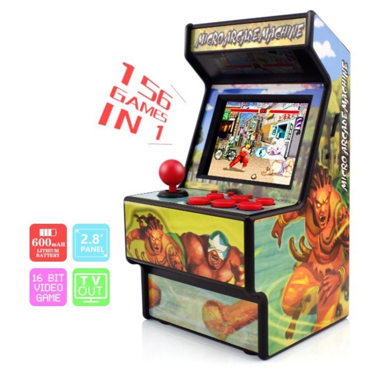 Spielautomat mit 156 Games