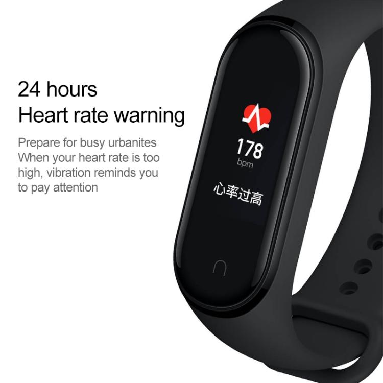 Xiaomi Mi Band 4 AMOLED Fitness Tracker mit NFC