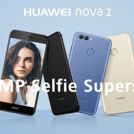Huawei Nova 2 64GB Dual Sim 2.36GHz Octa Core blau