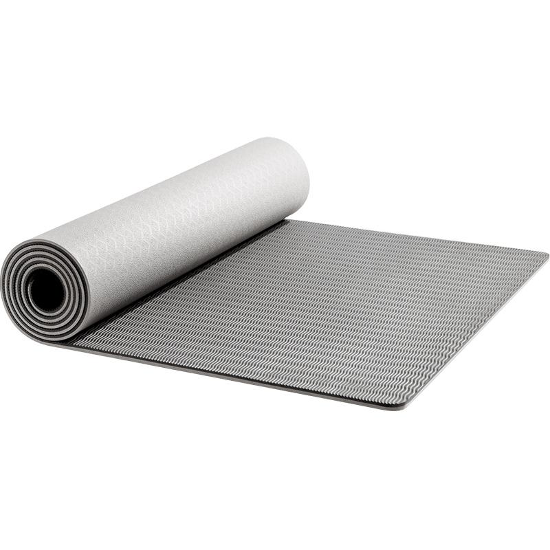 Yoga Set mit Yoga Matte und Yoga Brick